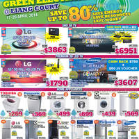 Read more about Audio House Electronics, TV, Notebooks & Appliances Offers @ Liang Court 17 - 20 Apr 2014