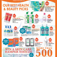 Read more about Guardian Health, Beauty & Personal Care Offers 17 - 23 Apr 2014