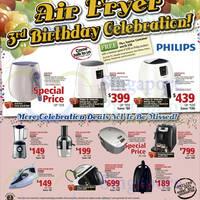 Read more about Harvey Norman Air Fryer Appliances Promo Offers 17 - 23 Apr 2014