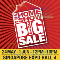 Home Show 8 Apr 2014