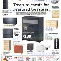 Read more about IKEA Drawer Bedroom Storages Offers 3 - 16 Apr 2014