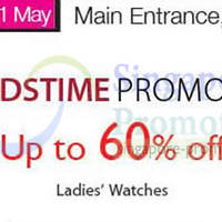 Read more about Isetan Trendstime Up To 60% OFF @ Parkway Parade 17 Apr - 1 May 2014
