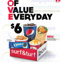 Read more about KFC NEW Surf & Turf Wrap Available From 14 Apr 2014