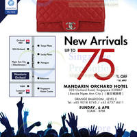 Read more about LovethatBag Branded Handbags Sale Up To 75% Off @ Mandarin Orchard 6 Apr 2014