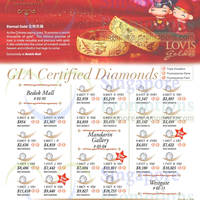 Read more about Lovis Diamonds GIA Certified Diamond Offers 2 Apr 2014