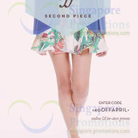 Read more about MDS Collections 40% OFF 2nd Piece Promo 18 - 20 Apr 2014