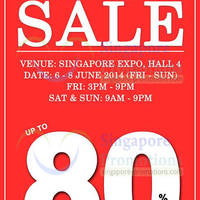 Read more about MPH Bookstores Books SALE Up To 80% Off @ Singapore Expo 6 - 8 Jun 2014