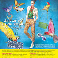 Read more about Marina Square New Season Arrival Promotions 10 Apr - 4 May 2014