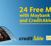 Read more about Maybank Apply For Platinum Visa Card & Get FREE 24 Movies 29 Apr 2014