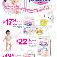 Read more about Merries Diapers & Pants Promo Offers 10 - 30 Apr 2014