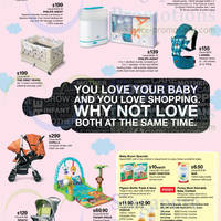 Read more about Metro Infant Fair Offers & Promotions 4 - 13 Apr 2014