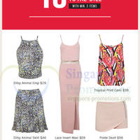 Read more about Miss Selfridge 15% OFF Holiday Treats 17 - 20 Apr 2014