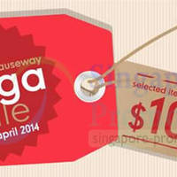 Read more about Mothercare Mega SALE @ Causeway Point 11 - 13 Apr 2014