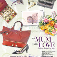 Read more about Takashimaya Mother's Day Gifts, Fashion, Cookware & Other Offers 25 Apr - 11 May 2014