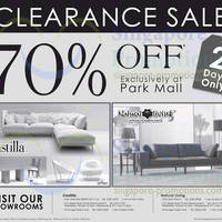 Read more about Natural Living & Castilla Clearance SALE @ Park Mall 12 - 20 Apr 2014
