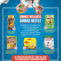 Read more about Nestle Spend $28 & Get FREE Wellness Gift Promo 1 Apr - 31 May 2014