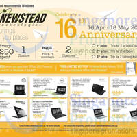 Read more about Newstead Branded Notebook Offers 30 Apr 2014