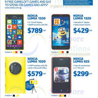 Read more about Nokia Lumia Smartphones No Contract Offers 26 Apr 2014