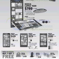 Read more about Nokia Lumia Smartphones No Contract Offers 5 Apr 2014