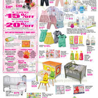 Read more about OG Up To 20% OFF Baby World Promos & Offers 10 - 23 Apr 2014
