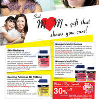 Read more about Ocean Health 30% Off Mother's Day Promo 28 Apr - 11 May 2014