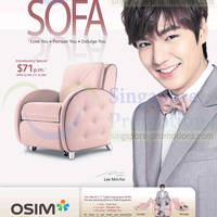 Read more about Osim uDiva Massage Sofa Features, Price & Roadshow Info 17 Apr 2014