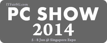 PC Show 2014 Logo