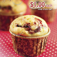 Read more about Polar Puffs & Cakes $1 Strawberry Muffins Promo 7 Apr 2014