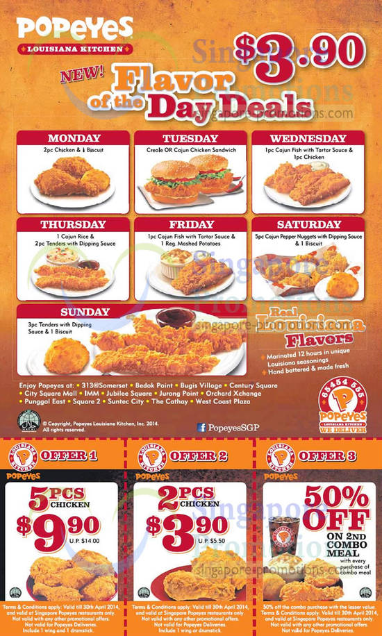 image about Popeyes Coupon Printable titled Popeyes weekly supper discounts : Strolling lifeless escape coupon codes