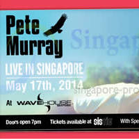 Read more about RedMart Win Tickets To See Pete Murray Coupon Code 10 Apr - 10 May 2014