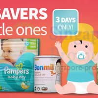 Read more about Redmart Up To 35% OFF Baby Items 3 Day SALE 18 - 20 Apr 2014