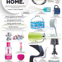 Read more about Robinsons Up To 50% OFF Home Fair 17 - 27 Apr 2014