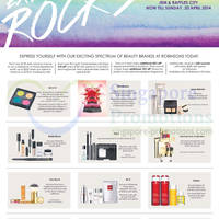 Read more about Robinsons Beauty Fair Promotions & Offers 3 - 20 Apr 2014