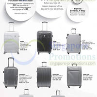 Read more about Robinsons Luggage Offers @ Jem 30 Apr - 4 May 2014