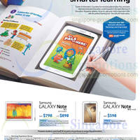 Read more about Samsung Galaxy Note Marshall Cavendish Education Ebooks Promo 10 Apr 2014
