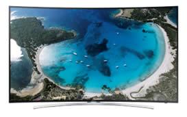 Samsung H8000 Curved Smart LED TV