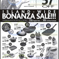 Read more about Scanpan Kitchenware Up To 57% OFF Islandwide Promo 26 Apr - 13 May 2014