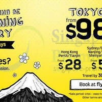 Read more about Scoot Airlines From $8 Promo Air Fares 8 Apr 2014