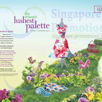 Read more about Scotts Square Season's Lushest Palette Promotions 10 Apr - 18 May 2014