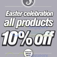Read more about Sea Horse 10% OFF Storewide Easter Promo 16 - 23 Apr 2014