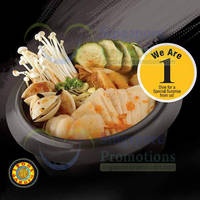 Read more about Seoul Garden HotPot 50% OFF 2nd Main Course @ IMM 28 Apr - 15 May 2014