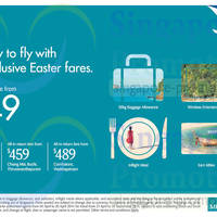 Read more about SilkAir Easter Promotion Air Fares 4 - 20 Apr 2014
