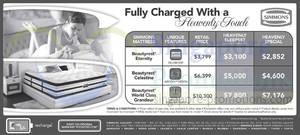 simmons beautyrest mattresses offers 19 apr updated 26 apr