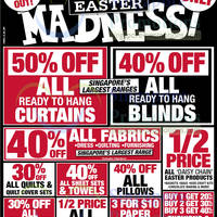 Read more about Spotlight Easter Madness Promo Offers 18 - 22 Apr 2014