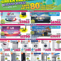 Read more about Audio House Electronics, TV, Notebooks & Appliances Offers @ Liang Court 11 - 13 Apr 2014