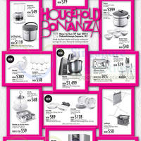 Read more about Takashimaya Household Bonanza 10 - 27 Apr 2014