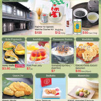 Read more about Takashimaya Japan Food Fair 28 Apr - 11 May 2014