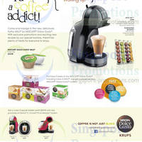 Read more about Tangs Nescafe Dolce Gusto Machines, Milo & Other Promo Offers 4 Apr 2014