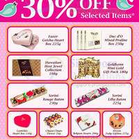 Read more about The Cocoa Trees 30% Off Selected Items 28 Apr - 11 May 2014