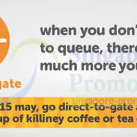 Read more about TigerAir Now Offers FREE Direct To Gate Service 21 Apr 2014